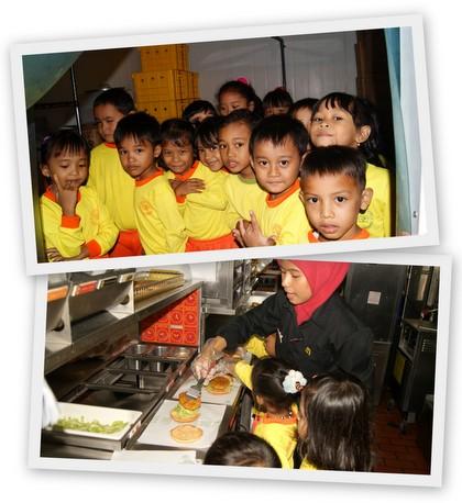 Cooking Class di McD graha Family 2